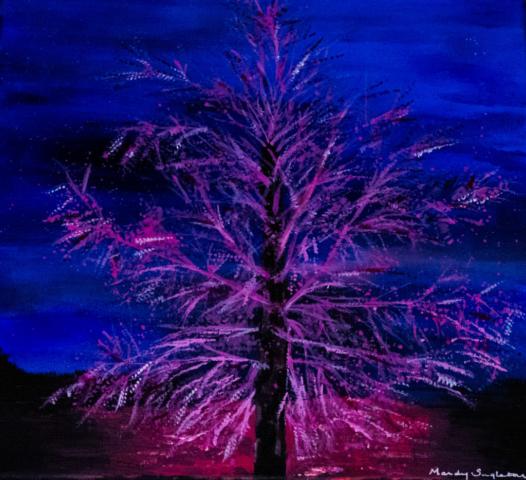Blazing Tree