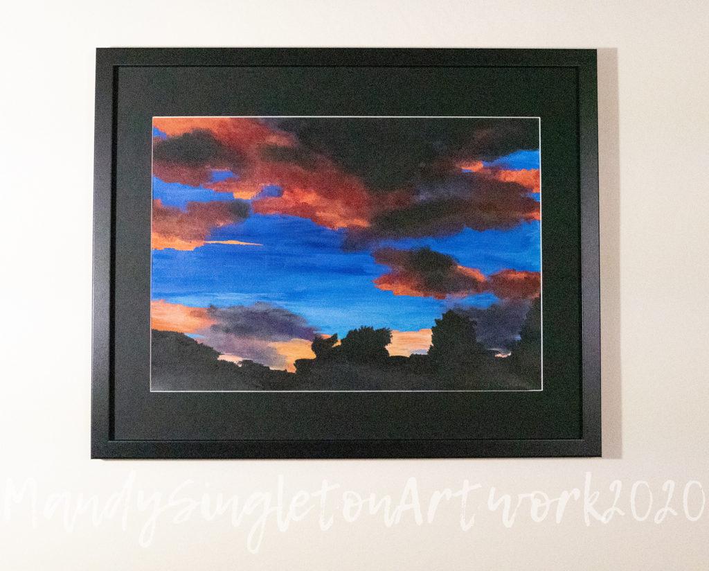 Arizona Sunset Available to Purchase