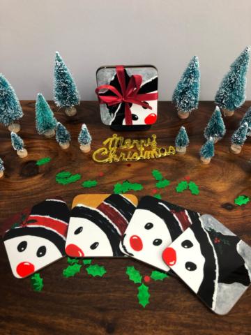 Coasters - Snowman Range