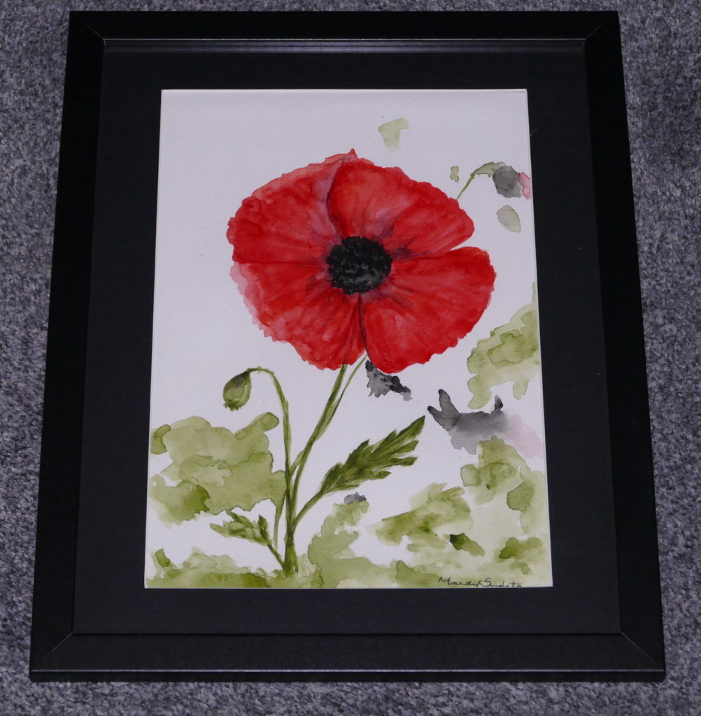 Poppy Available to Purchase