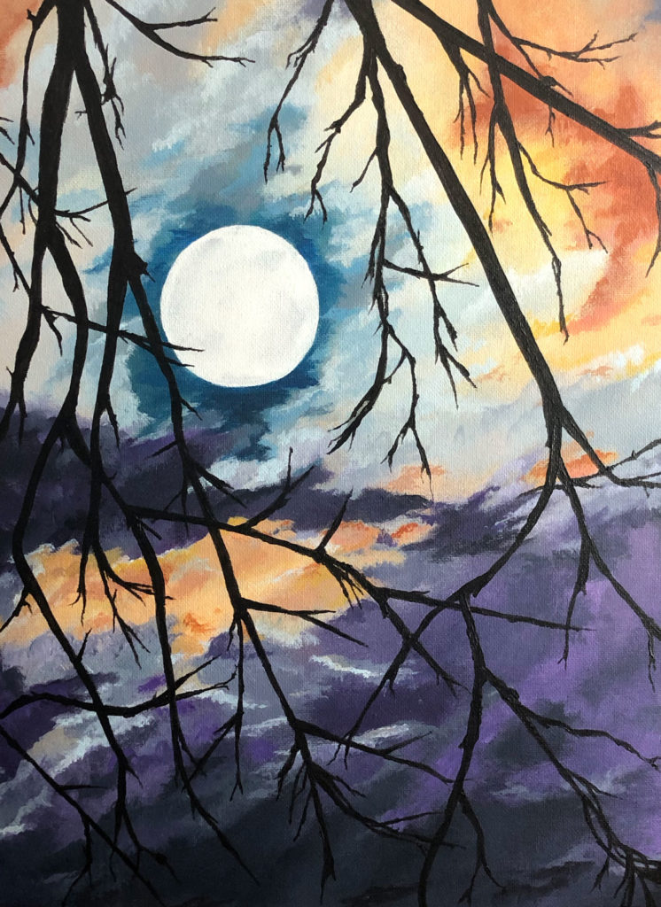 Gothic Moon Available to Purchase